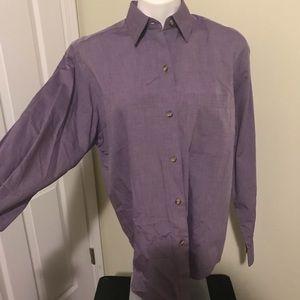 Company Ellen Tracy sz 12 button up blouse